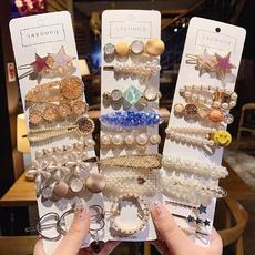 handmadehairpin, Fashion, geometrichairpin, pearls