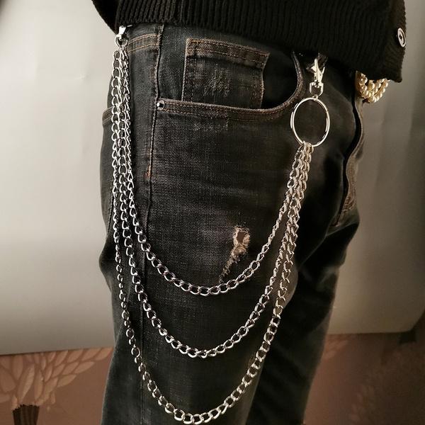 Waist, Chain, pantchain, pants