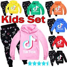 kidshoodieset, Fashion, pants, hooded