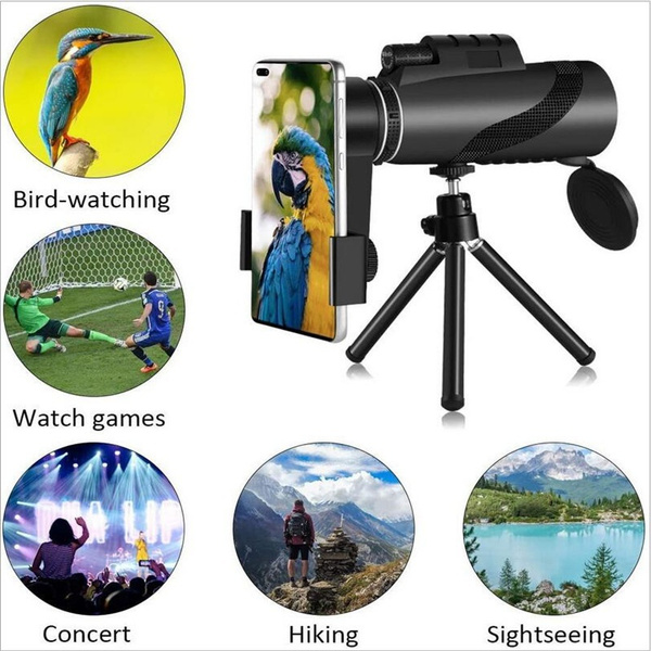 Hiking, Outdoor, Telescope, Hunting