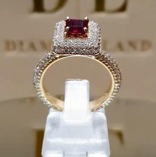 Diamond Ring, DIAMOND, wedding ring, gold