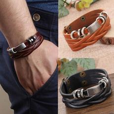 knittedbracelet, Steel, Fashion, Jewelry