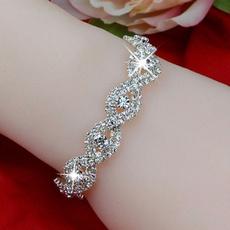 wristbandbracelet, Infinity, Jewelry, Crystal Jewelry