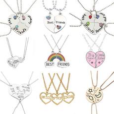 rainbow, friendshipneckalce, Love, Jewelry