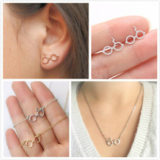 Sterling, Mini, Fashion, Jewelry