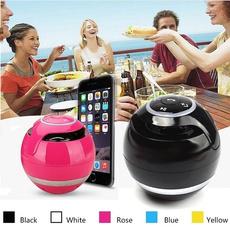 7colorchangeledlight, wirelessstereospeaker, Outdoor, led