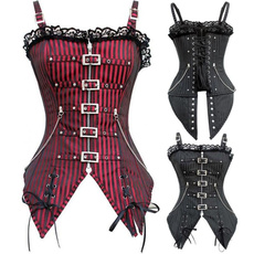 Goth, Lace, Cosplay Costume, Steampunk