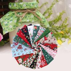 handmadefabric, Cotton fabric, Christmas, patchworkfabric