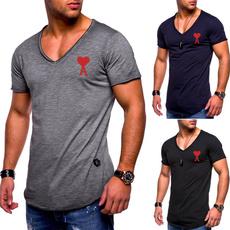 Fashion, Shirt, Fitness, Men