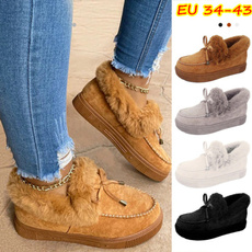 Flats, Fashion, Winter, Womens Shoes