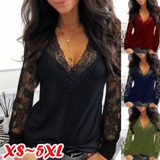 blouse, Fashion, Lace, Sleeve