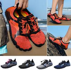 beach shoes, Plus Size, nonslipwatershoe, Athletics