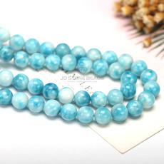 beadsforjewelrymaking, Jewelry, larimarquartz, larimarbracelet