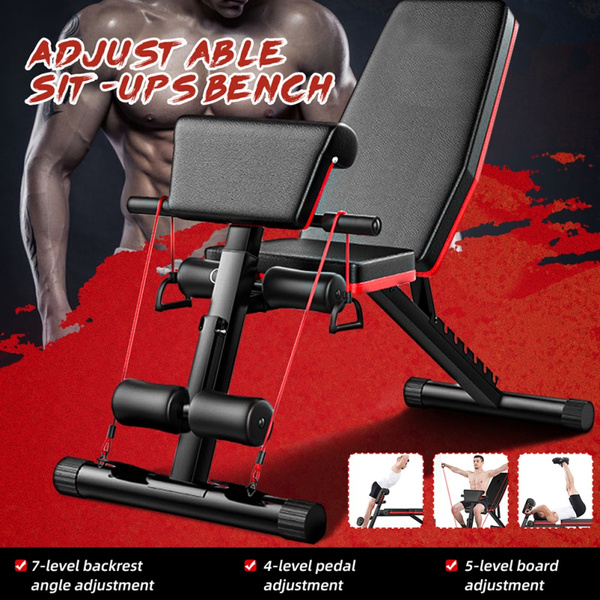 situpabdominalbench, excerciseequipment, Fitness, Home & Living