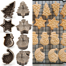 Baking, biscuitcutter, cookieplungercutter, cookiecutter