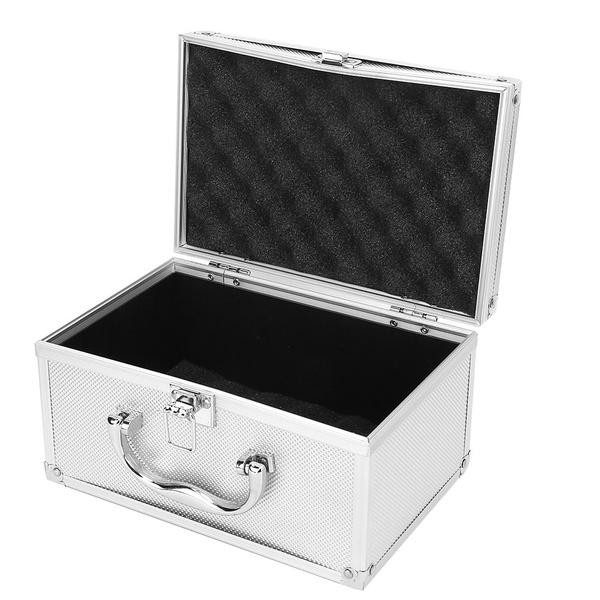 aluminumtoolbox, Box, portabledisplaycase, Aluminum