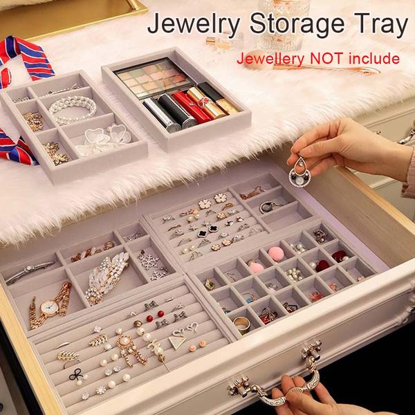 Box, Storage Box, Jewelry, Earring