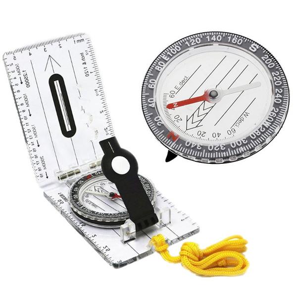 Outdoor, Hiking, foldablecompas, outdoorcompas