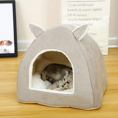 cathouse, Cotton, dog houses, Pet Bed