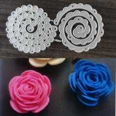 spiralflower, flowerdieset, scrapbookingamppapercraft, metalcuttingdie