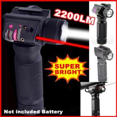 Flashlight, redlasersight, Laser, Hunting