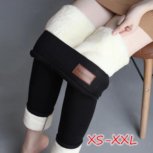 Leggings, velvet, Waist, cottonpaddedjacket