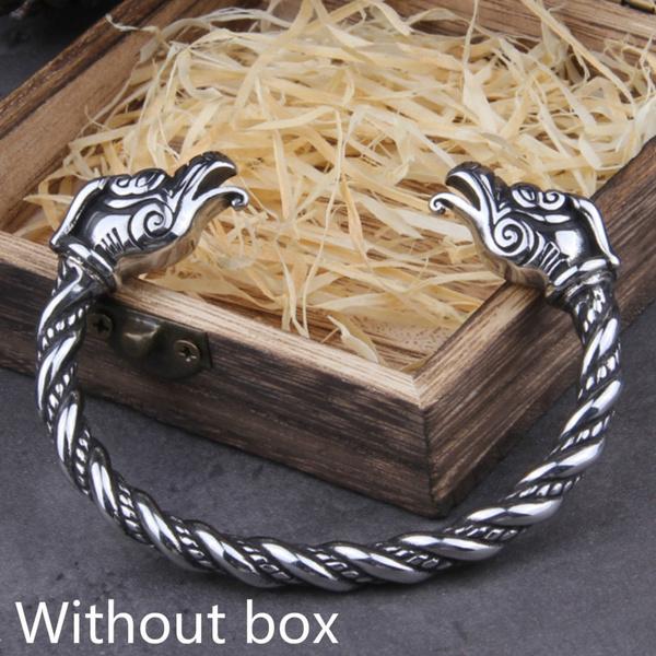 amuletbracelet, vikingbracelet, Head, Jewelry