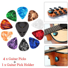 Bass, guitarpickholder, guitarpicksbox, Plastic