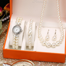 Charm Bracelet, Crystal, Fashion, Watch