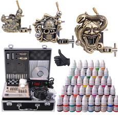 case, tattooing, art, tattoomachinekit
