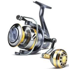 Steel, powerhandlereel, Bass, carpfishing