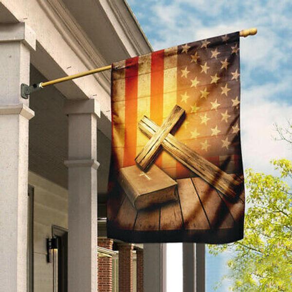 customlabel0wishflag, house, Christian, lotusapparel