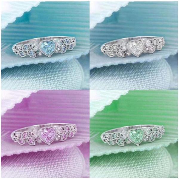 Beautiful, Heart, Fashion, wedding ring