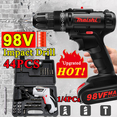 impactwrench, Battery, Tool, electricdrill