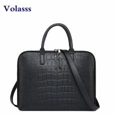 Shoulder, mujer, Briefcase, Office