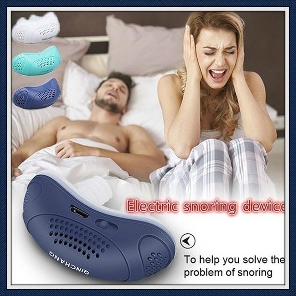 snorestopper, Electric, antisnoring, Silicone