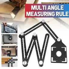 tiletool, measuringdevice, angleruler, Aluminum