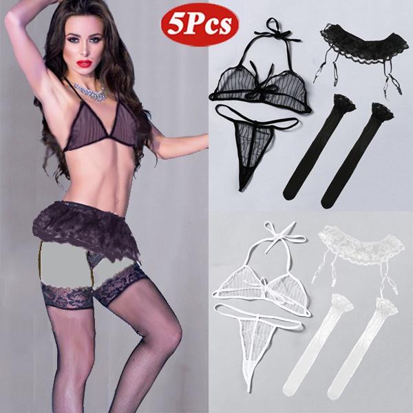 underwearset, Underwear, womens underwear, Floral