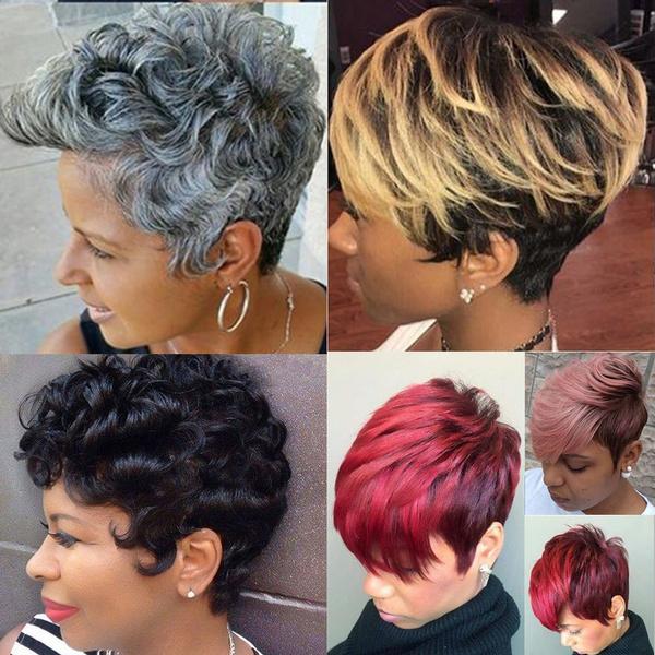 wig, straightwig, Shorts, Cosplay