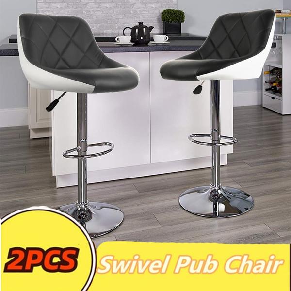 swivel, barstoolwithback, dinningchair, leather