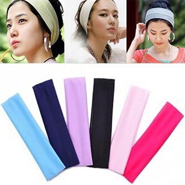 womenheadband, elasticheadband, Outdoor, Yoga