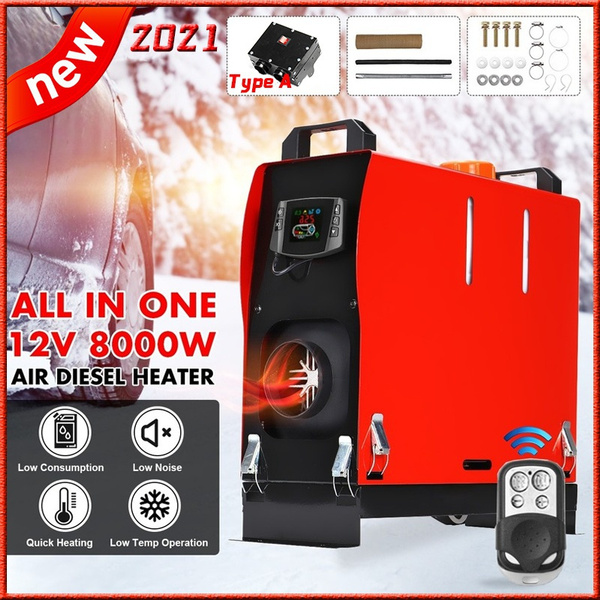 airheater, Monitors, airdieselheater, carheater