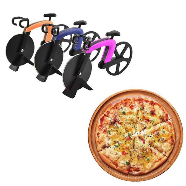 pizzacutter, bikewheelknife, Kitchen & Dining, cutter
