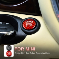 Mini, Fiber, minicooperr55, minicarbonsticker