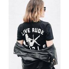 Plus Size, art, Shirt, short sleeves