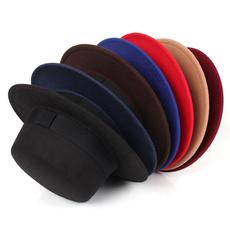 Warm Hat, Winter Hat, Fedora, bowler hat