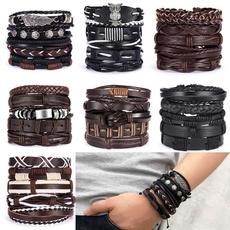 leathermultilayerbracelet, infinity bracelet, Fashion, Infinity