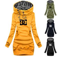 womenszipperhoodie, Fashion, Winter, Sleeve
