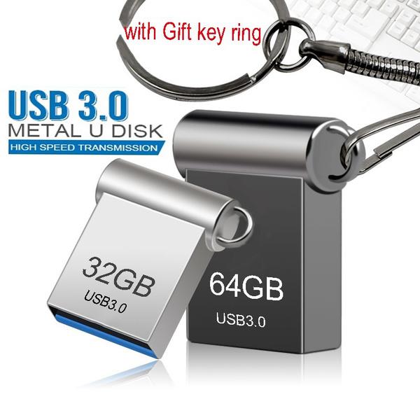 Mini, Key Chain, usb30, Flash Drive