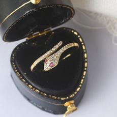 Sterling, goldplated, DIAMOND, jewelry fashion